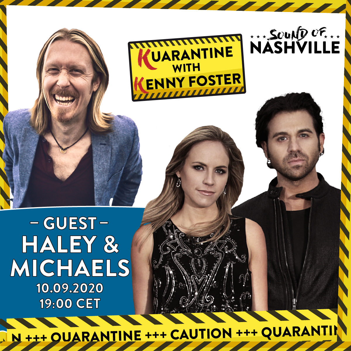 announcement_quarantine_with_Kenny_guest_Haley&Michaels_SON_1200x1200